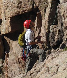 Howards Climbing Photos
