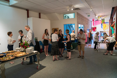 Sofia event at Richard Levy Gallery