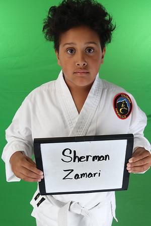 Zamari Sherman