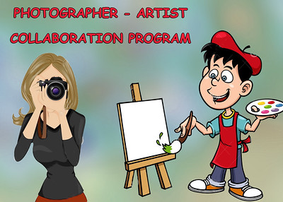 Photographer - Artist Collaboration Program