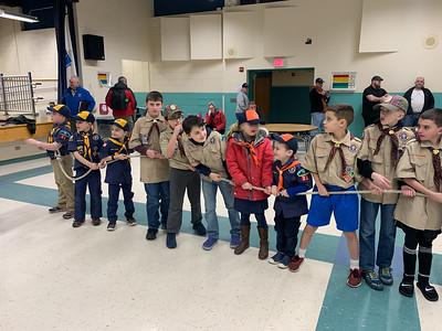 Winter 2019 Cub Scout Activites