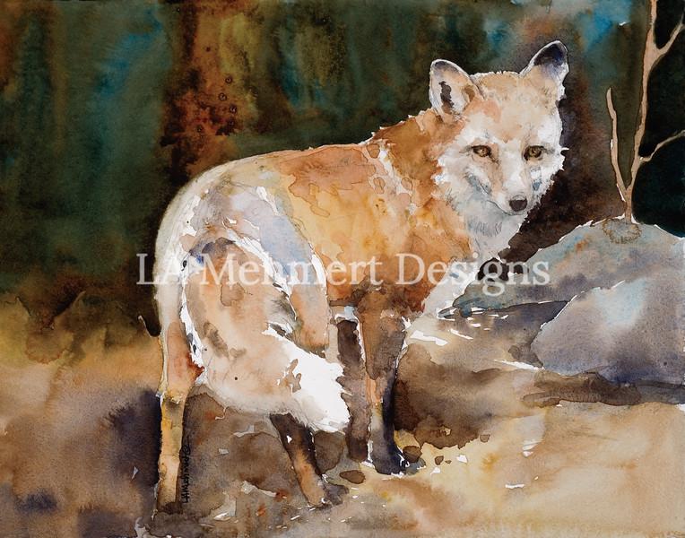 Sherry's Fox