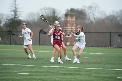4/11/18: Girls' Varsity Lacrosse v Berkshire
