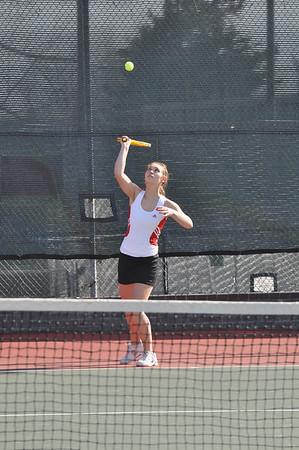 Tennis - Amy Fosler