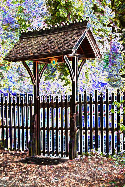 Parkland Walk Gate~3770-2ge.