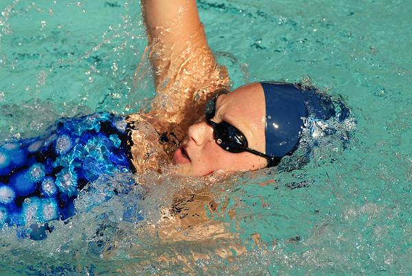 JL Mann Swim Team 2008