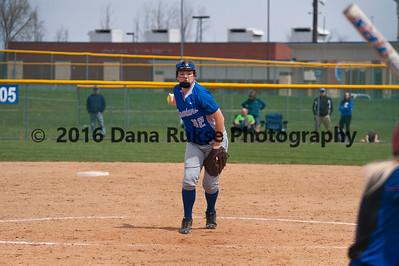 Hempfield JV Softball VS McKeesport 4-18-2014