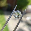2.12ct Octagonal Flat Cut Diamond, GIA M VS2 21