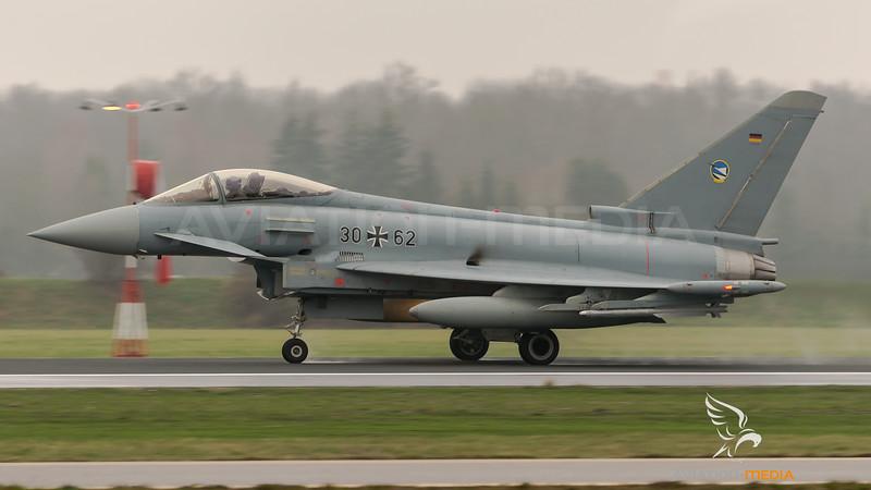 German Air Force TLG74 / Eurofighter Typhoon / 30+62