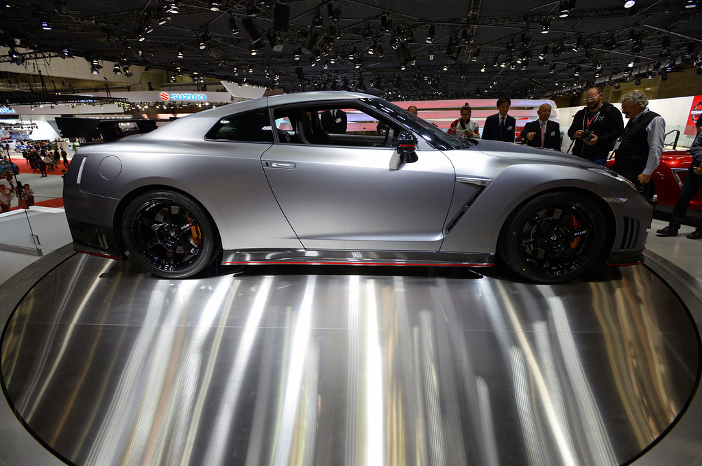 . Nissan Motor Co. \'GT-R Nismo\' is displayed at the 43rd Tokyo Motor Show 2013 in Tokyo, Japan, 20 November 2013. The event will be open to the public from 22 November to 01 December 2013.  EPA/FRANCK ROBICHON