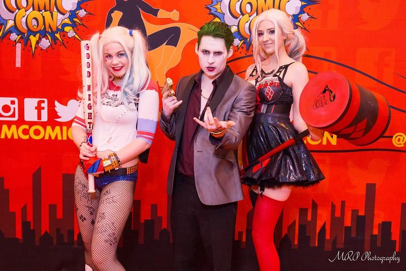 MCM Comic Con B'ham Mar 2016