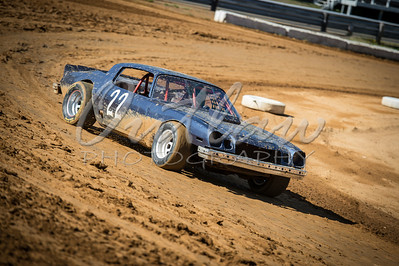 Coos Bay Speedway - Dirt Oval - June 21, 2014