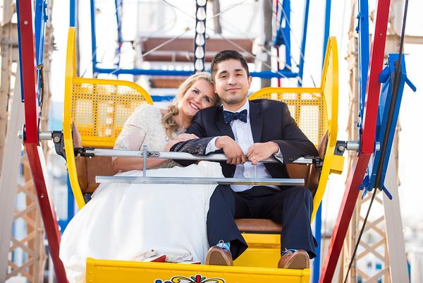Kendyl and Sergio get married