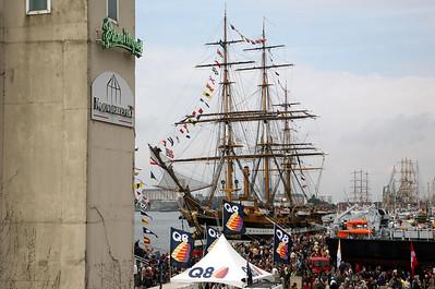 Tall Ships Race Antwerp 2006