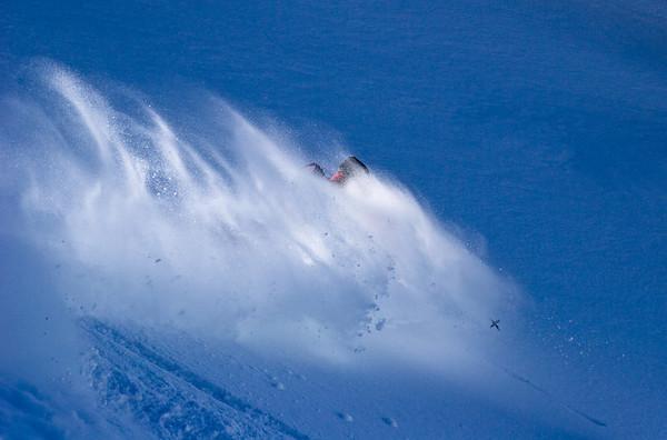 Tetons- Skiing