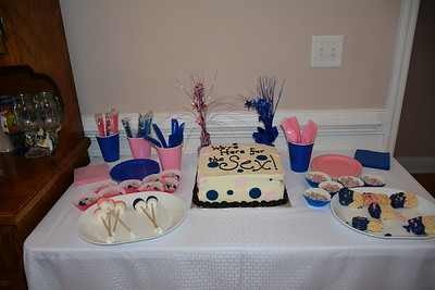 Gender Reveal Party for Kayleigh and Donavon