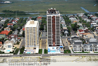 Atlantic City, NJ 08401 - AERIAL Photos & Views