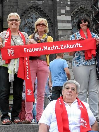 2014 Kfd St. Paulus Köln Frauen-Macht-Zukunft