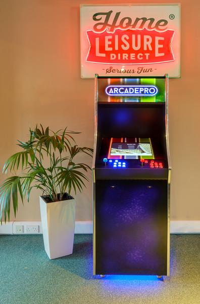 Arcade Editing Styles
