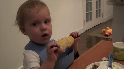 Lucas w/ Corn