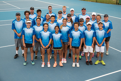 2016 Auckland Team