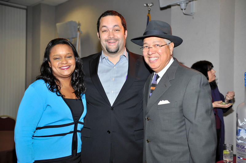 FORD MOTOR COMPANY SPONSORS 5TH ANNUAL NAACP IMAGE AWARDS HOLLYWOOD SYMPOSIUM HELD AT THE ACADEMY OF TELEVISION ARTS & SCIENCES AT THE GOLDENSON THEATRE IN NORTH HOLLYWOOD CALIFORNIA ON FEBRUARY 9, 2009PAMELA ALEXANDER, AND BEN JEALOUS, AND BERNARD KINSEY