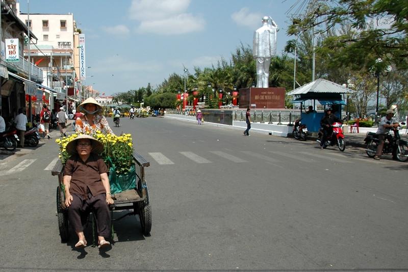 Riding - Mekong Delta, Vietnam