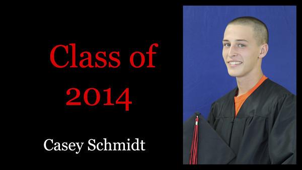 Class of 2014 Slides