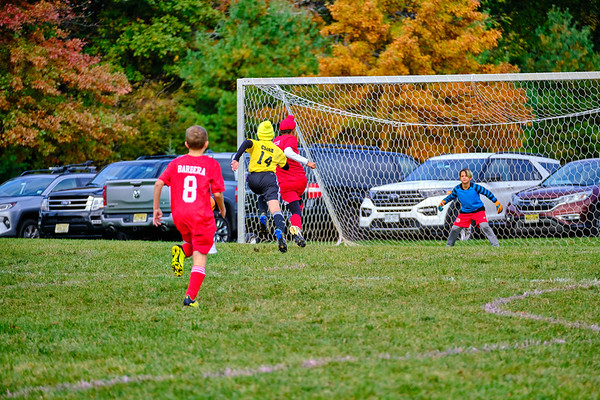 Soccer Tournament - Game Two - 10-23-2021