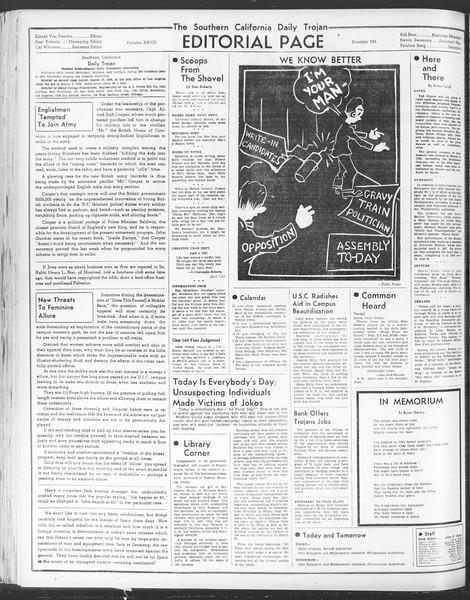 Daily Trojan, Vol. 28, No. 106, April 01, 1937