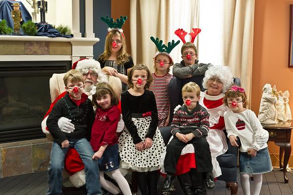 Westover Santa 2011