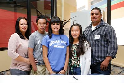 Socorro High School Nash Camarillo Signing