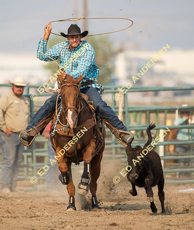 Aug.  9,  2018 - Fernley Rodeo