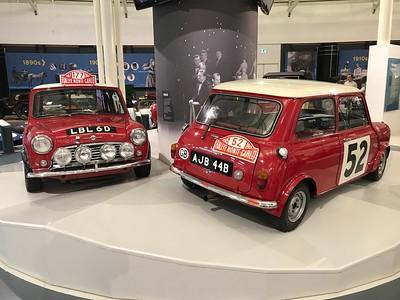 British Motor Museum - January 2020
