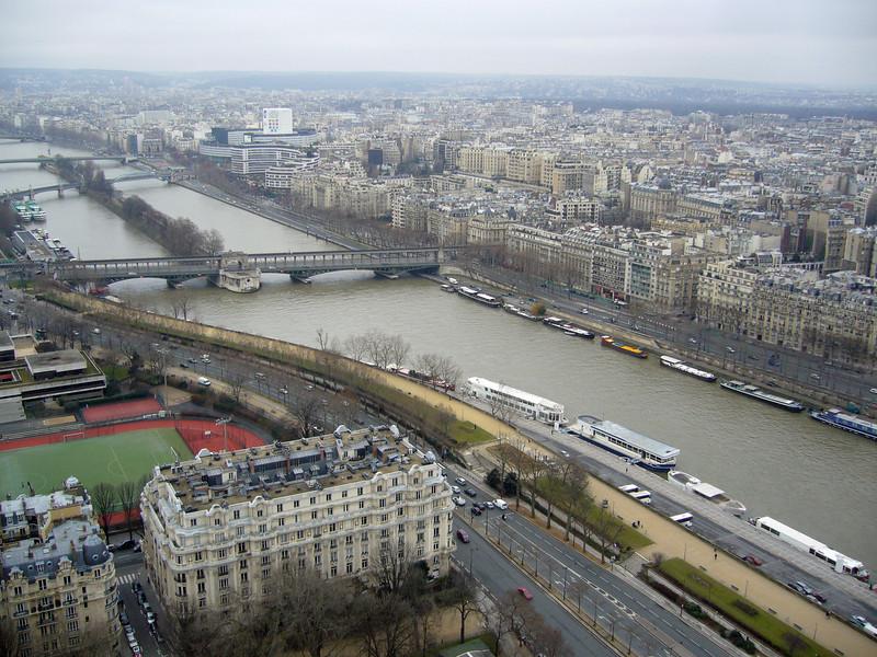 © Marta Popovics View from the Tour Eiffel
