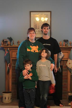 Bunyard Christmas 20091224
