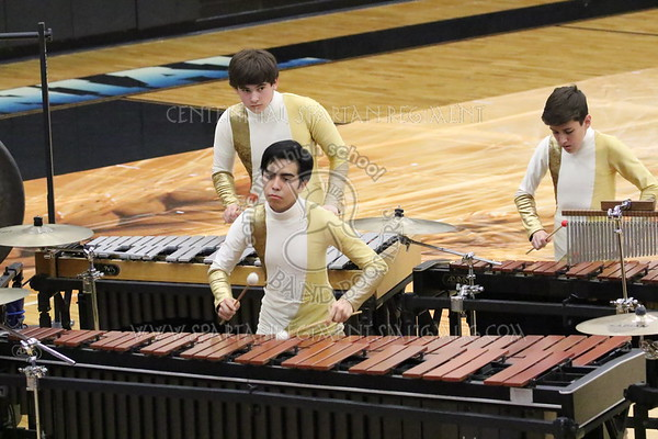 Winter Drumline