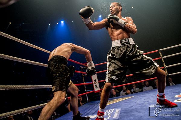 Adam Ayoubi vs Alex Ebanks Tohu 24-03-18
