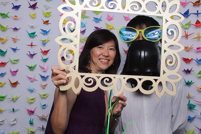 Lyzette & Josh Wedding Photo Booth
