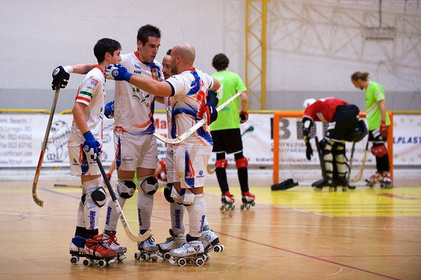 A2: Correggio Hockey vs Roller Bassano