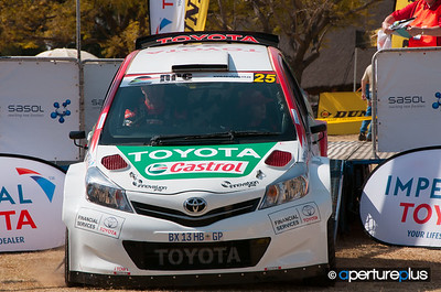 Cullinan Rally 2014 - Day 1