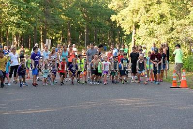Week 3 Half Mile and One Mile Run