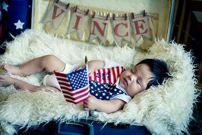 Vince Rafael 1st 4th of July
