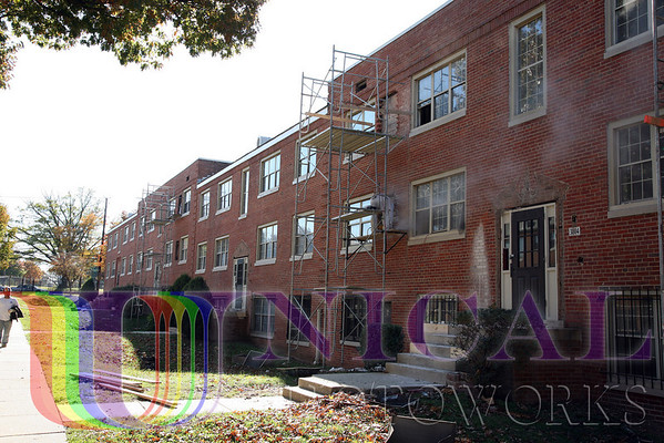 Mayfair Mansion Apartment