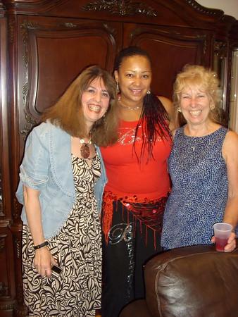 Renunion in NY at Samira;s & Trini