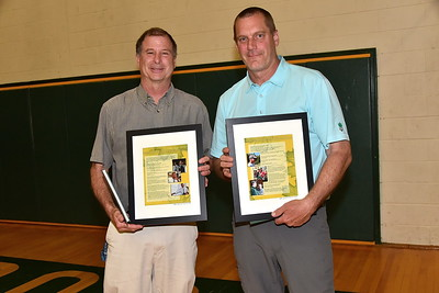 BBA Yearbook Dedication Assembly photos by Gary Baker