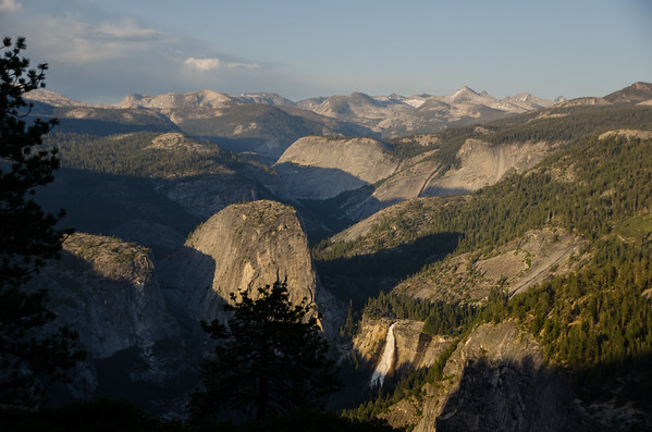 Tunnel View and Glacier Point