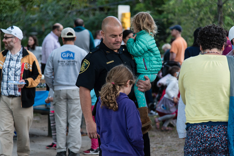 Pizza with Police at the Park 2019_ERF4485