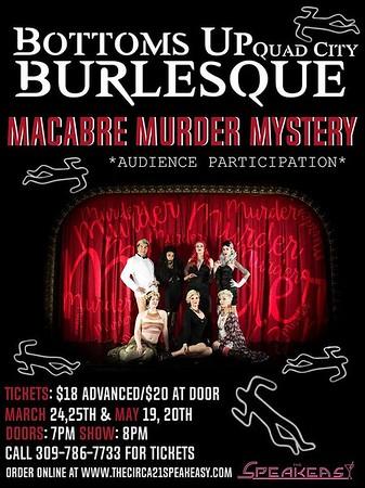 Macabre Murder Mystery (05-20-17)