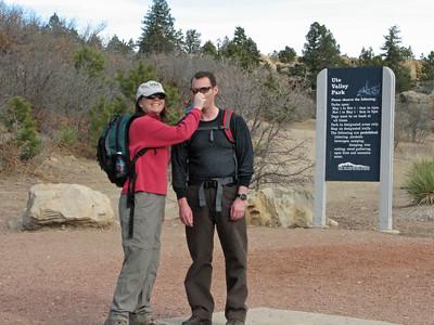 2006-01-18 Hiking